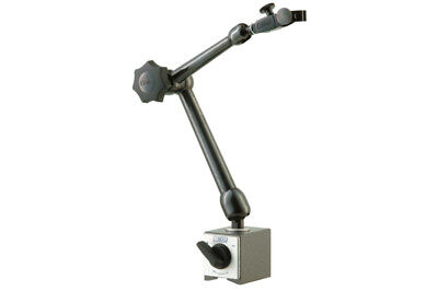 Noga Mg71003 Heavy Duty Dial Holder Magnetic Base 176 Lb. Wmetal Fine Adjust