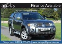 2006 Mitsubishi L200 Double Cab DI D Animal 4WD Auto 158Bhp 5 door Pick Up