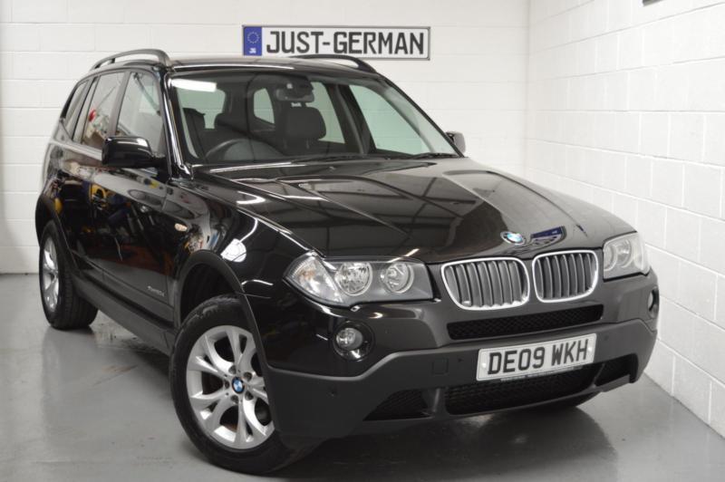 2009 09 BMW E83 X3 20d XDrive20d SE PREMIUM EDITION AUTOMATIC