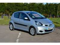 2010 TOYOTA AYGO 1.0 VVT i Platinum 5dr [AC] Automatic LOW MILEAGE