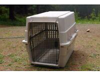 Large Dog Travel Crate