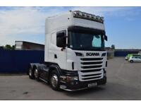 Scania Topline R440 Topline Tractor unit