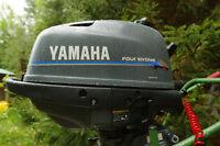 Moteur yamaha 4 forces 4 temps