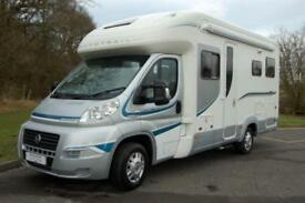 Auto Trail Apache 632 Motorhome, transverse rear bed over low garage