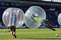 LONDON BUBBLE SOCCER...THE BEST BIRTHDAY PARTY GIFT