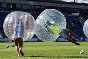 LONDON BUBBLE SOCCER...THE BEST BIRTHDAY PARTY GIFT London Ontario image 1