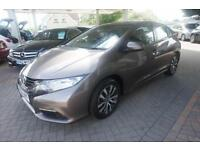 2014 HONDA CIVIC I-DTEC EX TOP SPEC HATCHBACK DIESEL