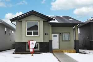 Beautiful New Home In Blackfalds Available Now!