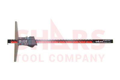 Aventor 12 300mm Single Hook Electronic Digital Depth Gage New