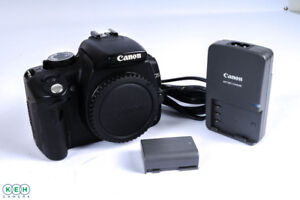 Camera CANON EOS 350D MINT STATE Travel bag included