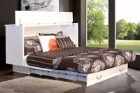 Murphy Cabinet Bed - Clearance