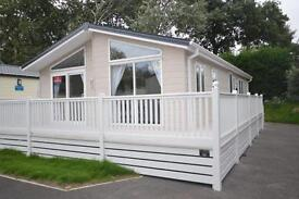 Luxury Lodge Dawlish Warren Devon 2 Bedrooms 4 Berth Delta Canterbury 2016