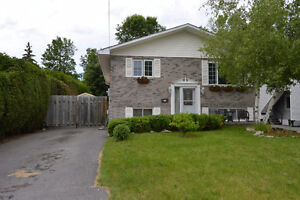 Well maintained Brick Bungalow on a quite street