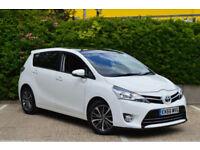 Toyota Verso 1.8 V-matic ( 147bhp ) ( TSS ) ( Family Pack ) M-Drive Design