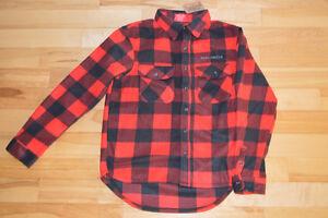 Chemise à carreau PARC OMEGA (medium) - NEUVE