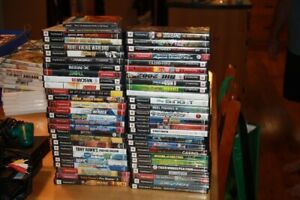 1 PlayStation 2 slim & 1 PlayStation 2 with assorted games