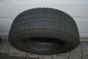 215/65 R16 Continental Extreme Winter Contact Tires for Sale North Shore Greater Vancouver Area image 3