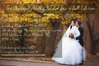 Do You Want To Be A Vendor At THE ANNAPOLIS VALLEY BRIDAL FAIR