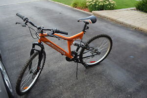 Supercycle Ascent 26inch Full Suspension Bike Canadian Tire