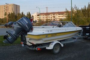 2004, Grew 175, open bow with 115 hp Yamaha outboard