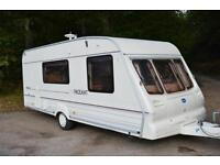BAILEY PAGEANT MOSELLE 4 BERTH, JUST SERVICED