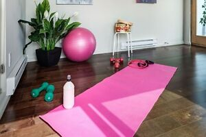 Studio for Yoga or Personal Trainers in your own backyard
