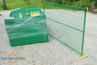 TEMPORARY FENCE PANELS - CONSTRUCTION Can Industrial