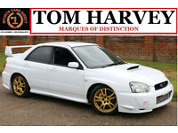 Subaru Impreza 2.0 WRX STi JDM FRESH IMPORT!! Low miles and MINT!!