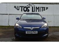 Vauxhall/Opel Astra GTC 1.4i 16v Turbo ( 120ps ) ( s/s ) 2014MY SRi