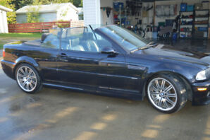 2004 BMW M3 Convertible for sale.