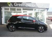 2014 CITROEN DS3 DSTYLE RED STUNNING EXAMPLE HATCHBACK PETROL
