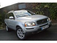 2007 Volvo XC90 2.4 AWD Geartronic D5 SE Lux+FULL DEALER SERVICE HISTORY+2 KEYS+