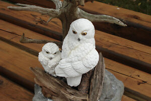 Hand Crafted Snowy Owls Kingston Kingston Area image 9