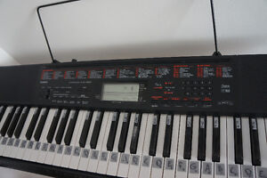 Piano Keyboard Casio LK-160 61 Key Keyboard with Lighted Keys