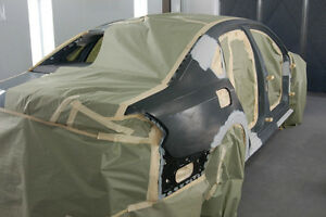 Autobody repairs and refinishing