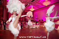 The Best Wedding Entertainment - we have it all!