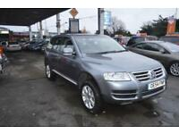 Volkswagen Touareg 3.0TDI V6 AUTOMATIC 2004MY Sport LEATHER INT SAT NAV