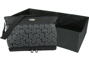 Diaper Bag with Baby Nap place.