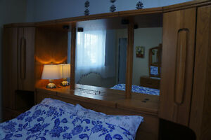 Solid Oak Bedroom Set for sale, multisize