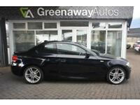 """2013 BMW 1 SERIES 118D M SPORT UPGRADED 18"""" ALLOYS COUPE DIESEL"""