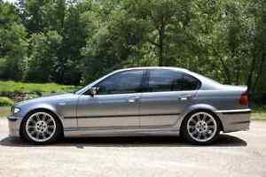 2003 BMW E46 330XI M Package