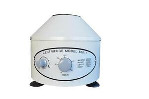 Low-Speed Electric Centrifuge Machine Medical Practice Lab Equip 150040