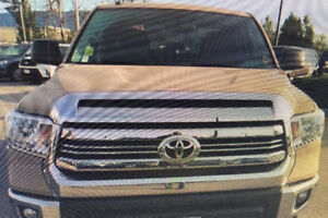 2017 Toyota Tundra front grille