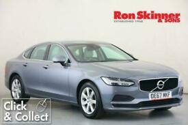 image for 2018 Volvo S90 2.0 D4 MOMENTUM 4d AUTO 188 BHP Saloon Diesel Automatic