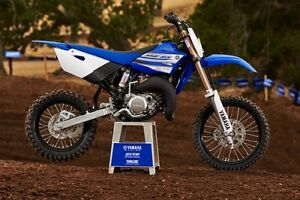 NEW 2016 YAMAHA YZ85