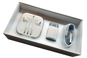 Apple original iphone 5 6 7 charging kit charger USB adapter