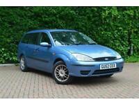 2002 Ford Focus 1.6 i 16v LX 5dr Estate Petrol Automatic