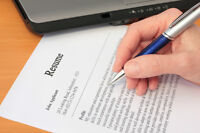 Professional freelance writer for hire to write your resume