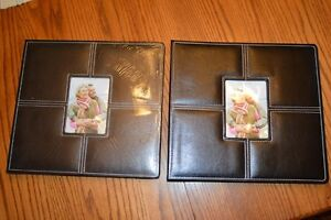 4 scrapbooks, plus extra pages - Brand New