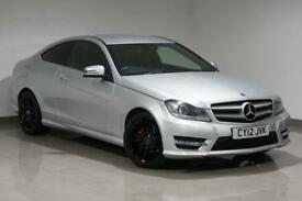 Mercedes-Benz C250 2.1TD ( 201bhp ) BlueEFFICIENCY Auto 2011 CDI AMG Sport